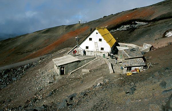 Horská chata José Ribas