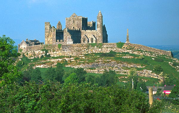 Zříceniny Rock of Cashel