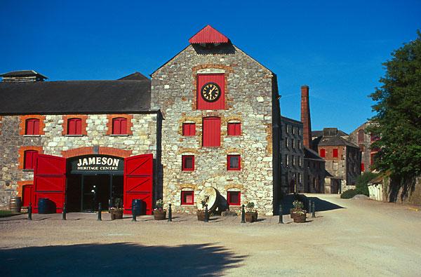 Old Jameson Destillery, Midleton