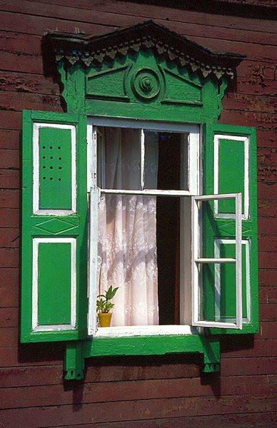 Sibiřské okno
