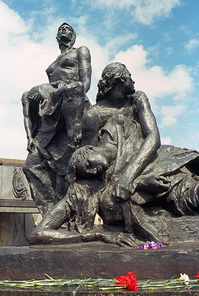 Památník obětem blokády Leningradu