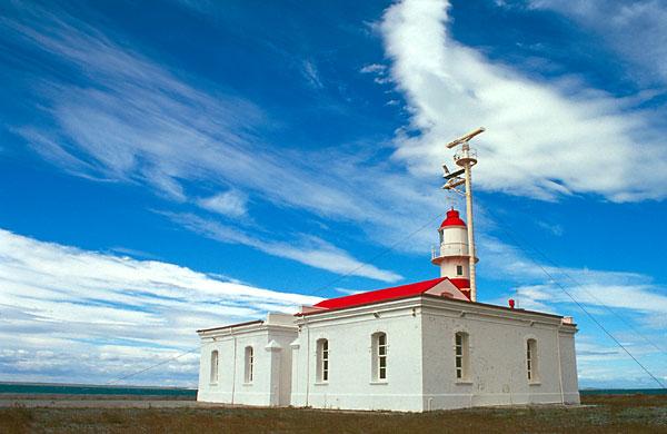 Maják Punta Delgada