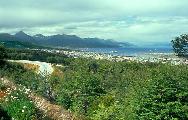 Ushuaia - nejjižnější město světa