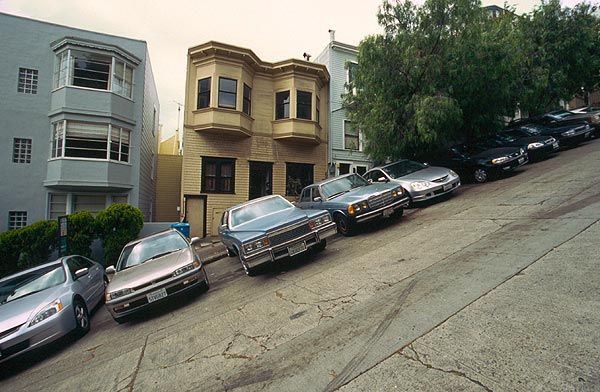 Ulice San Francisca