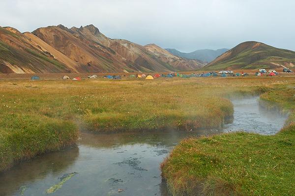 Kemp Landmannalaugar