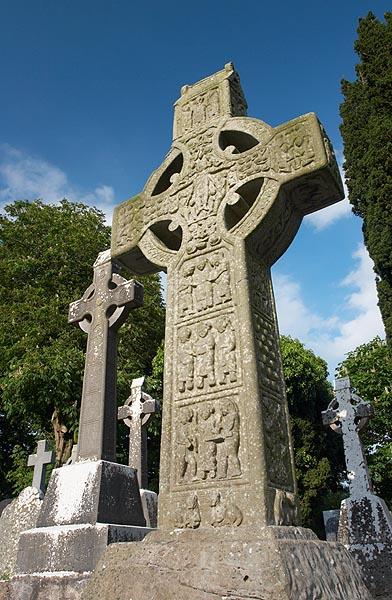 Muiredach's Cross, Monasterboice