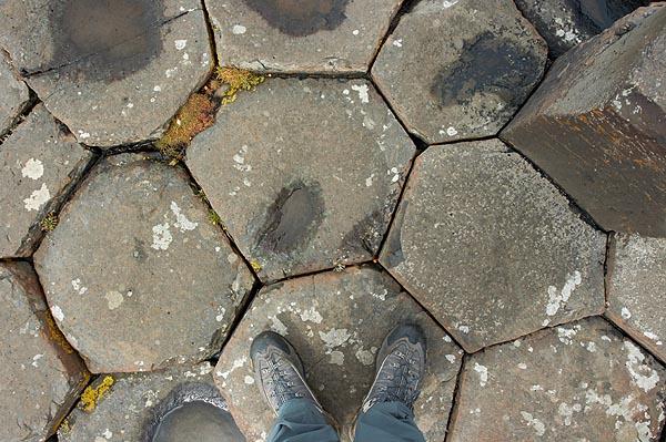 Dlaždice Obrova chodníku
