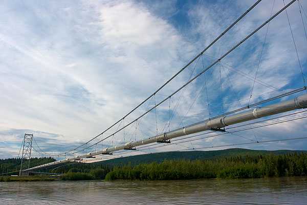 Most pro Alaska Pipeline