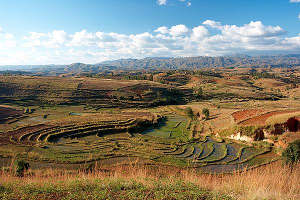 Centrální Madagaskar