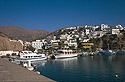 Agia Galini - město a přístav