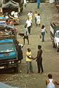 Ulice v městečku Borbón
