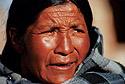 Indiánka z ostrova Isla del Sol