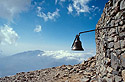 Zvon kapličky na hoře Psiloritis