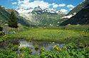 Rhônegletscher a Furkapass