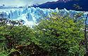 Špičky ledovce Perito Moreno