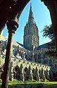 Katedrála v Salisbury, ambit