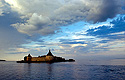 Pevnost Šlisselburg u Ladožského jezera