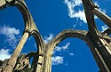 Fountains Abbey, klenby kostela
