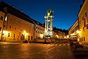 Banská Štiavnica, náměstí sv. Trojice