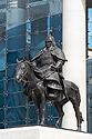 Čingischánova ochranka na koni