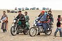 Plně obsazené motorky