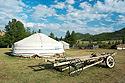 Mongolská jurta