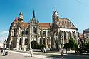 Košice, gotický dóm sv. Alžběty