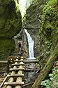 Velký Sokol, Malý vodopád