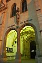 Gotický vchod do baziliky