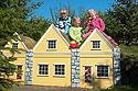 Děti na střeše