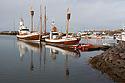Húsavík, velrybářské lodě