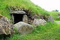 Knowth, chodbová hrobka