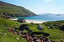 Pláž Keem, ostrov Achill