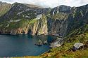 Slieve League, nejvyšší útesy v Evropě
