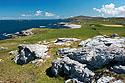 Malin Head, nejsevernější bod Irska