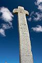 Clonca, vysoký stojící kříž