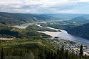 Řeka Yukon a Dawson City