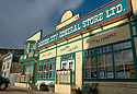 Supermarket v Dawsonu