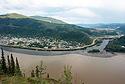 Soutok řek Yukon a Klondike