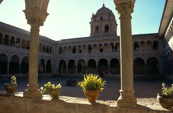 Dominikánský klášter Santo Domingo