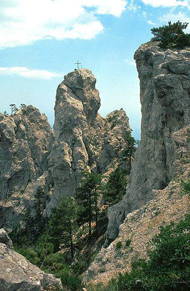 Hora Ai Petri na Krymu