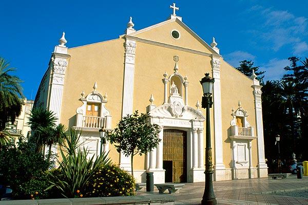 Iglesia de Nuestra Seňora de Africa