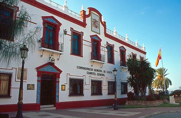 Comandancia Genereal de Ceuta