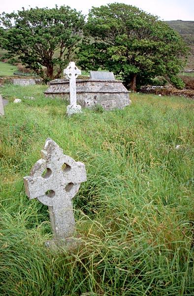 Hřbitov v Kilmalkedar