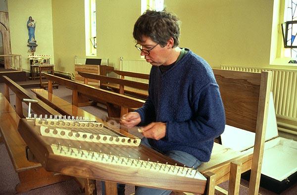 Hráč na cimbál