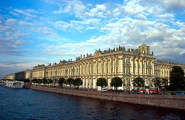 Zimní palác - Ermitáž
