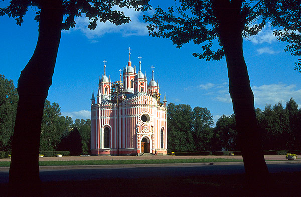Česmeský kostel