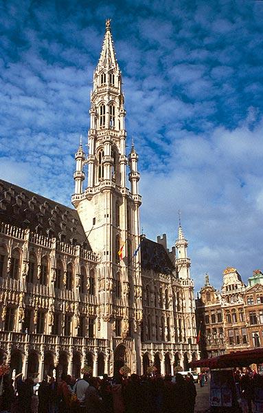 Bruselská radnice
