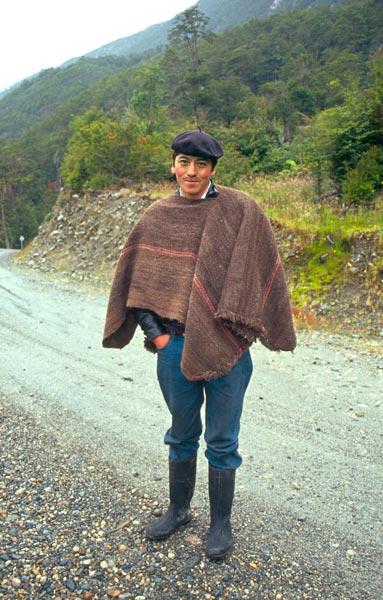 Huaso - farmář a pastevec