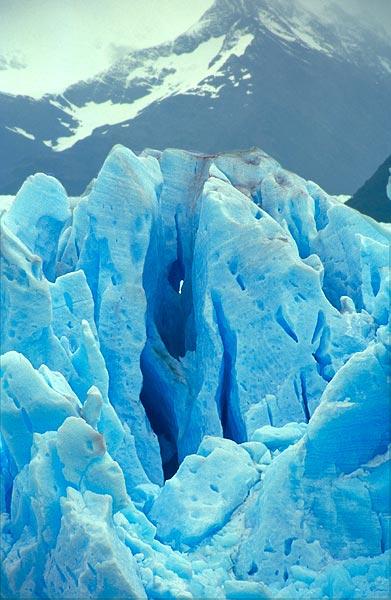 Intimní místa ledovce